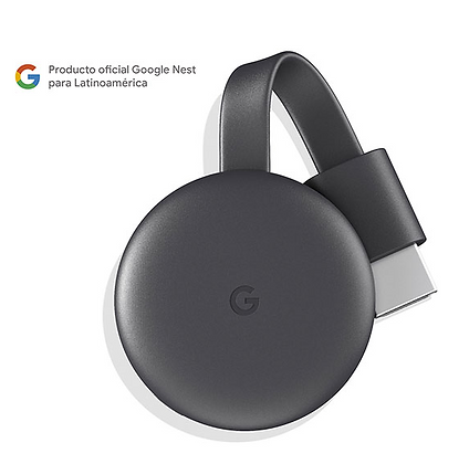 Google - Digital multimedia receiver - Chromecast