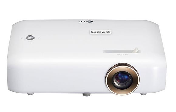 LG MiniBeam PH550G - Proyector DLP - RGB LED