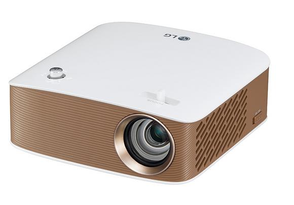 LG MiniBeam PH150 - Proyector LCOS - portátil