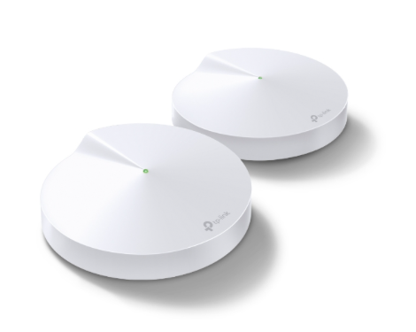 AC1300 Whole Home Mesh Wi-Fi System Deco M5(2-pack)