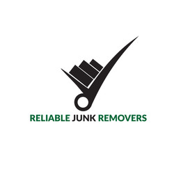 Reliable Junk Removers Logo