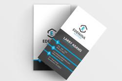 Edenina Business Card