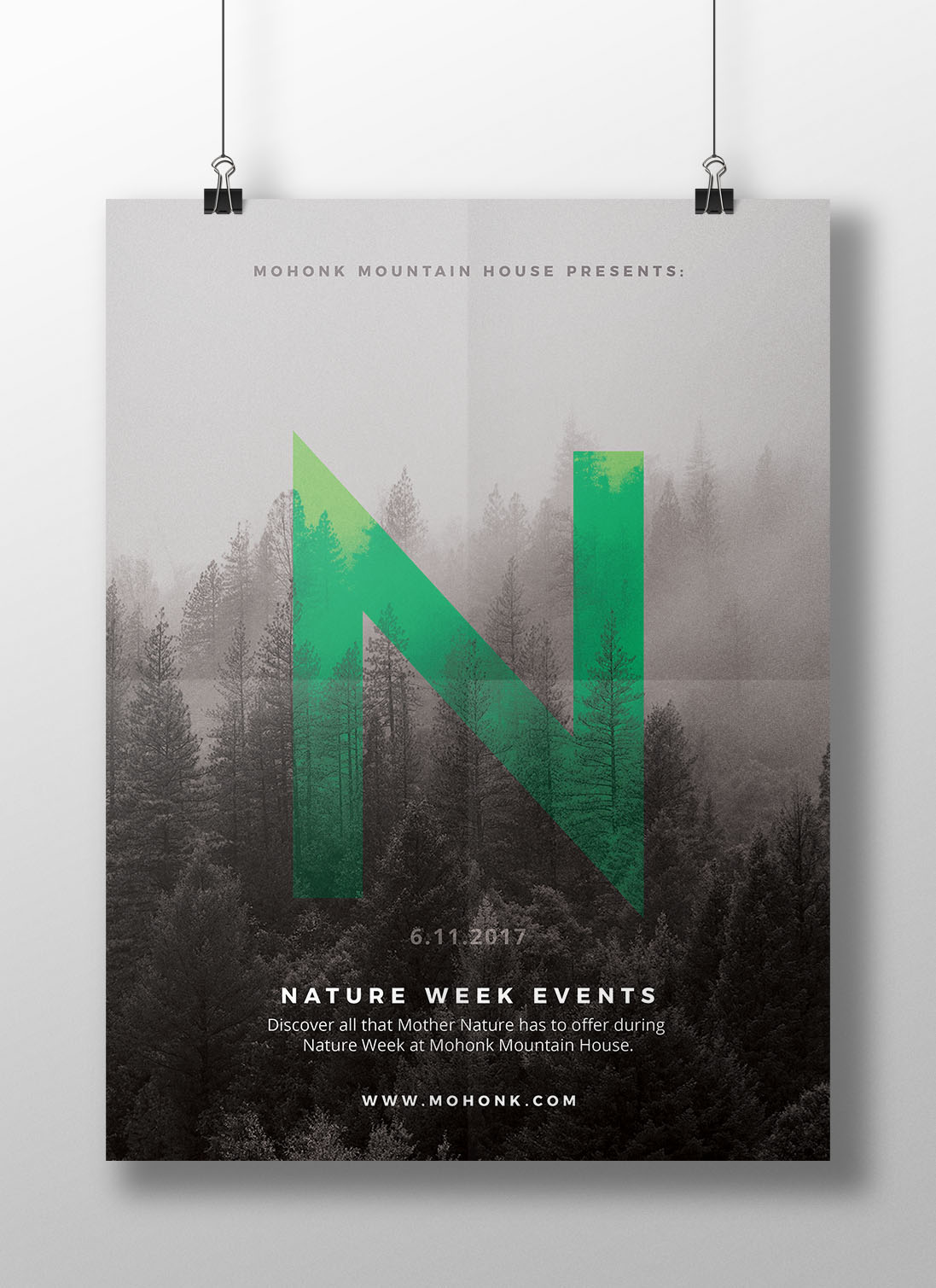 Nature Week Flyer