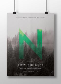 Nature Week Flyer