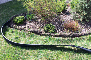 Садовый бордюр - функциональность и эстетика