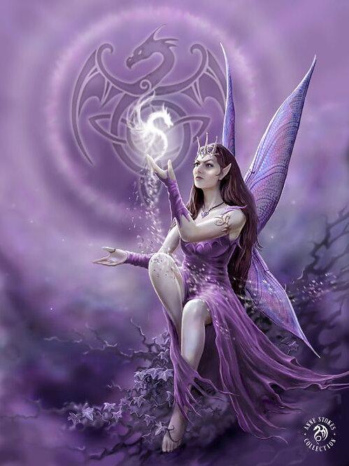 Celtic Fairy 3D Lenticular Print