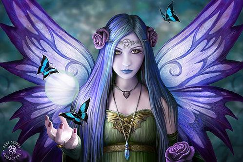 Mystic Aura Postcard
