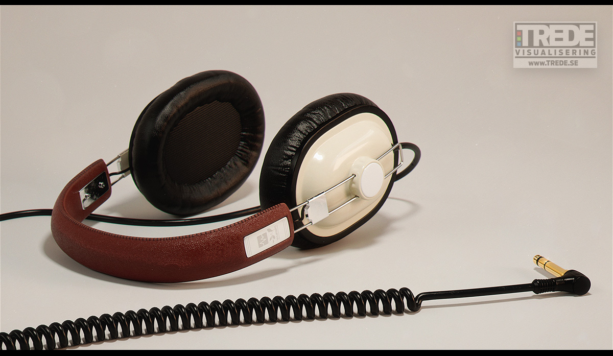 Headphones - Design By Ulf Ekelöf