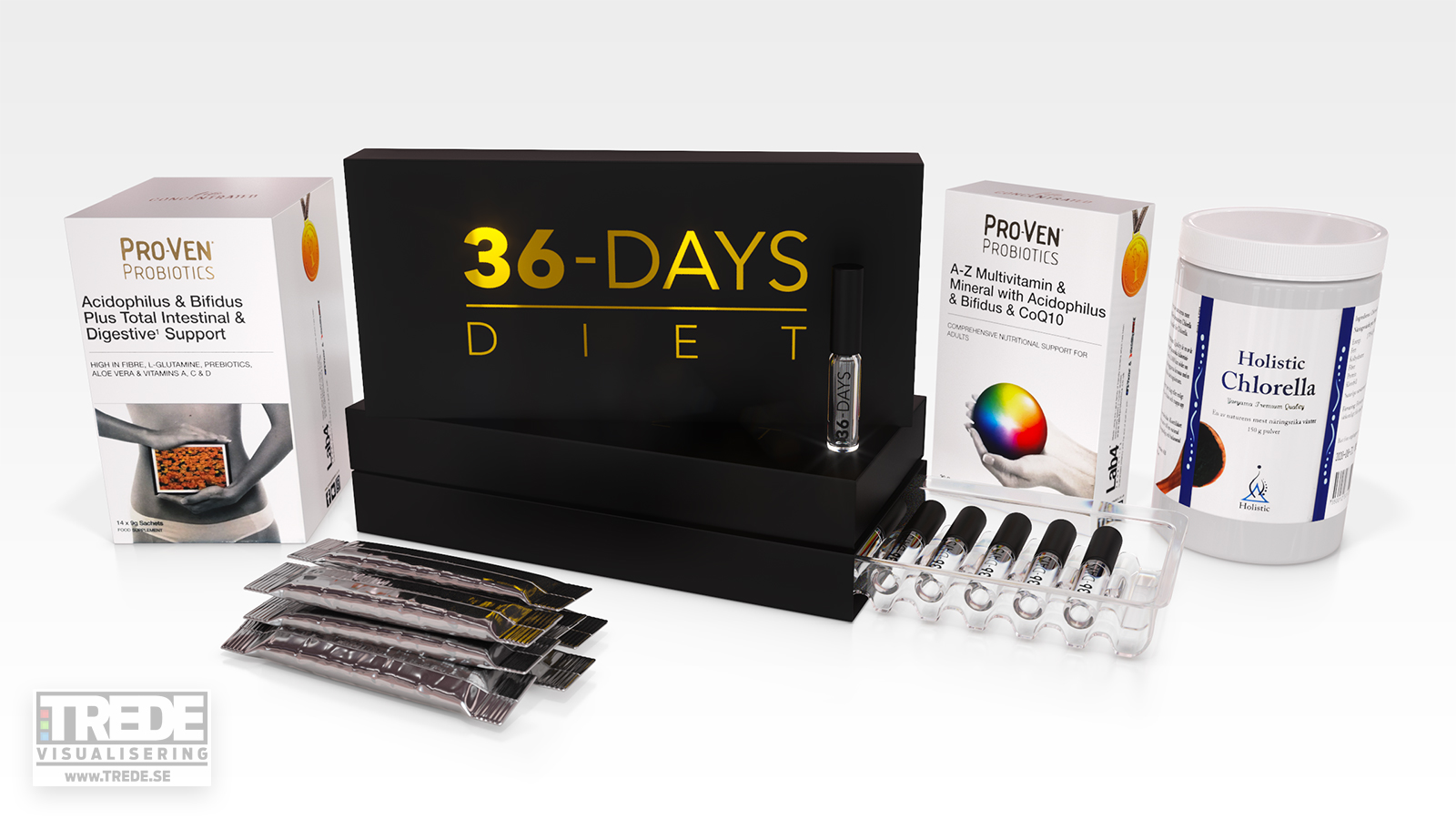 36-Days Diet