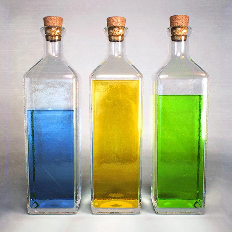 Flaskor