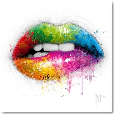 Patrice Murciano LIPSTICK Framed Wall Art