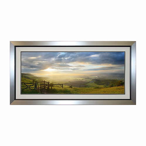 Beacon View Framed Wall Art