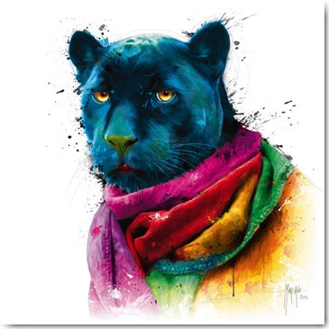 Patrice Murciano PANTHER Framed Wall Art