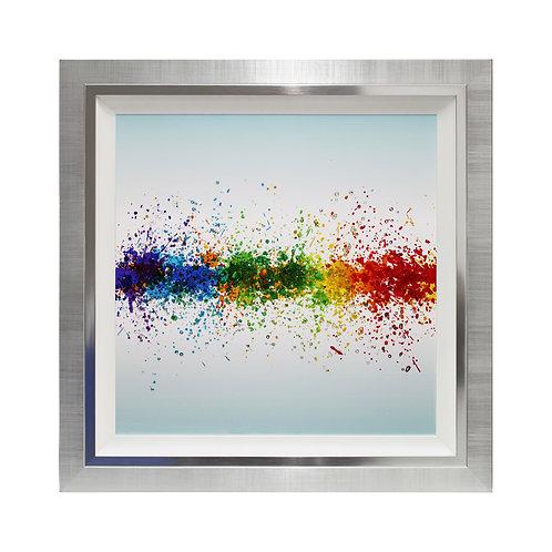 Full Colour Liquid Framed Wall Art