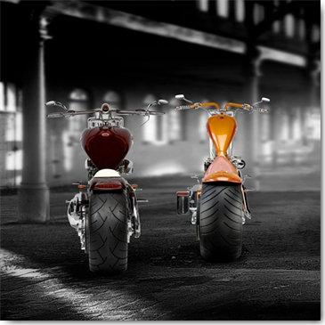 Plexi Collection - Bike Parade