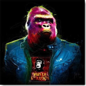 Plexi Collection - Gorille