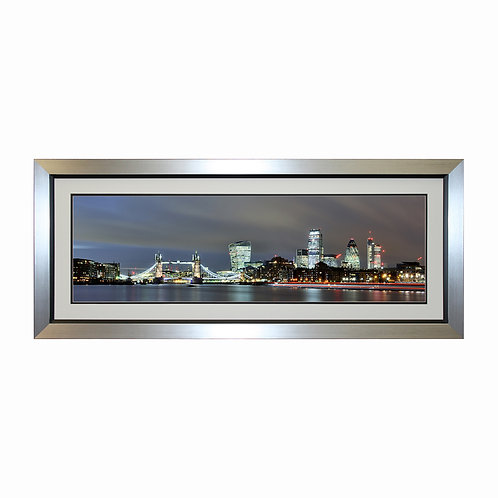 London City II Framed Wall Art