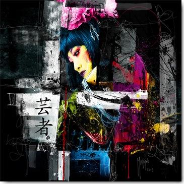 Patrice Murciano TOKYO Framed Wall Art