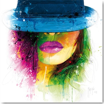 Patrice Murciano CORALIE 2 Framed Wall Art