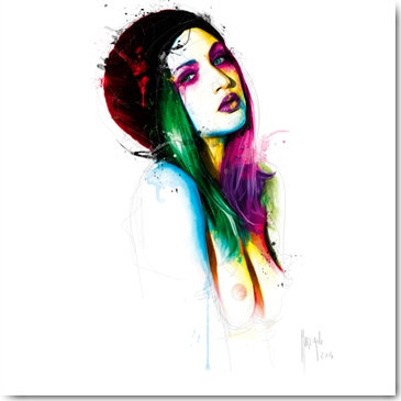 Patrice Murciano LAURA Framed Wall Art