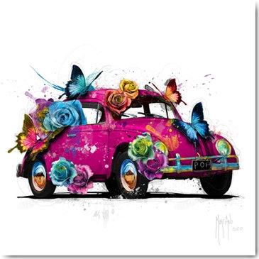 Patrice Murciano POPcinelle Framed Wall Art