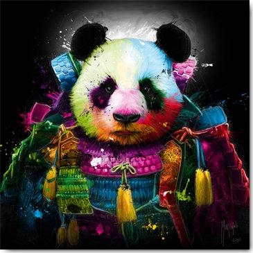 Plexi Collection - Panda Samourai