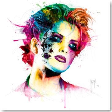 Patrice Murciano SKIN POP Framed Wall Art