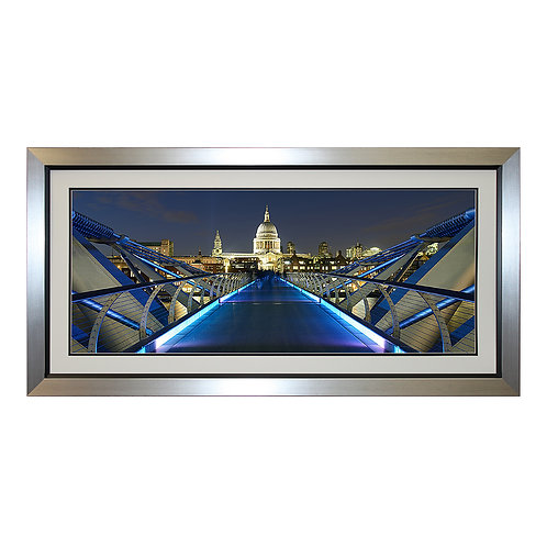 St Paul's Framed Wall Art