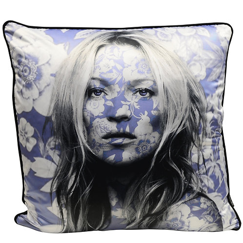 Dirty Hans Kate Moss Feather Filled Cushion