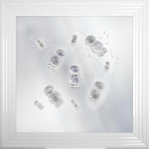 Jake Johnson 3D Framed Wall Art