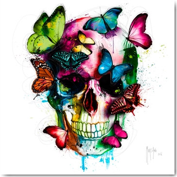 Patrice Murciano LES COULEURS DE L'AME I Framed Wall Art