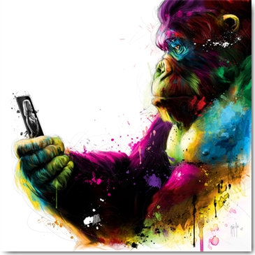 Patrice Murciano NEW KONG Framed Wall Art