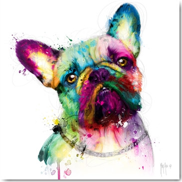 Patrice Murciano BULLY Framed Wall Art
