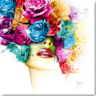 Plexi Collection - La Vie en Rose