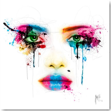 Patrice Murciano COLOURS Framed Wall Art