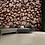 Thumbnail: Coffee Bean Feature 4 Piece Wall Mural
