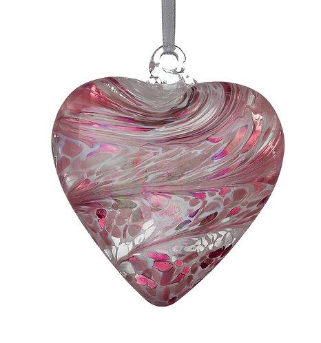 Friendship Hearts 8cm - Pastel Pink
