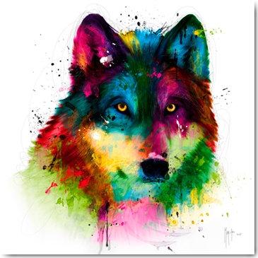 Patrice Murciano WOLFE Framed Wall Art