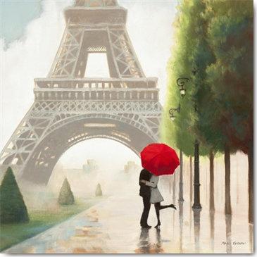Plexi Collection - Paris Romance II