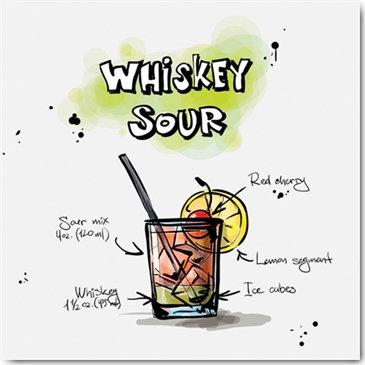 Plexi Collection - Whiskey Sour