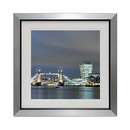 London City Framed Wall Art