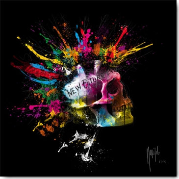Patrice Murciano NEW FUTURE Framed Wall Art