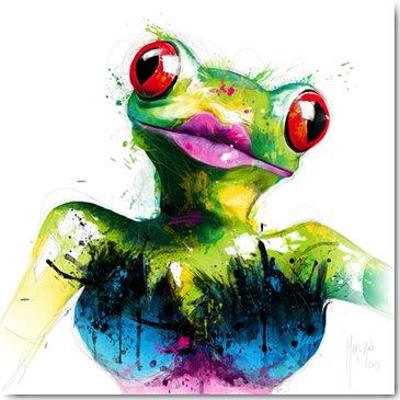 Patrice Murciano GRENOUILLE Framed Wall Art