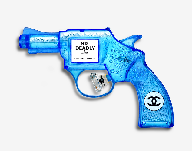 Dirty Hans DEADLY SCENT Limited Edition Print