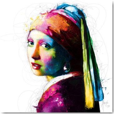 Plexi Collection - Vermeer Pop
