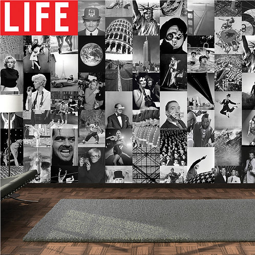 Life Icons 64 Piece Creative Collage
