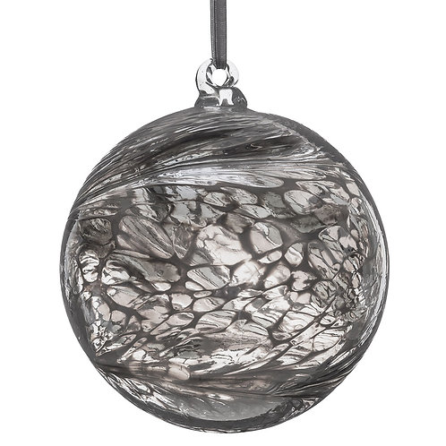 Christening Gift Friendship Ball -Silver