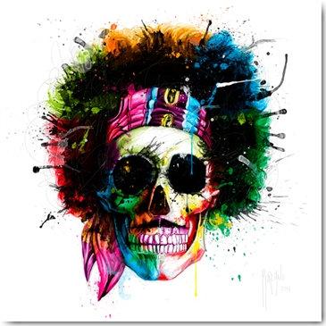Plexi Collection - Woodstock Skull