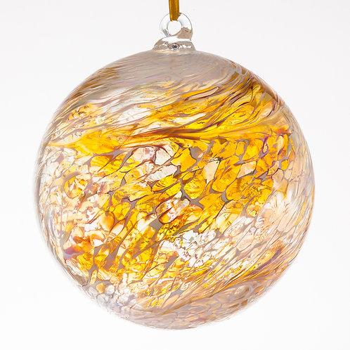 Christening Gift Friendship Ball - Gold