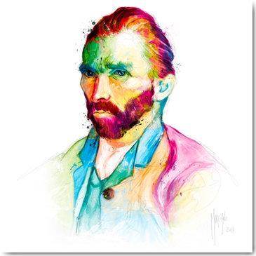 Plexi Collection - Van Gogh